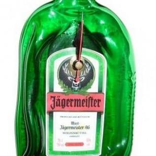 Jager Bottle Clock