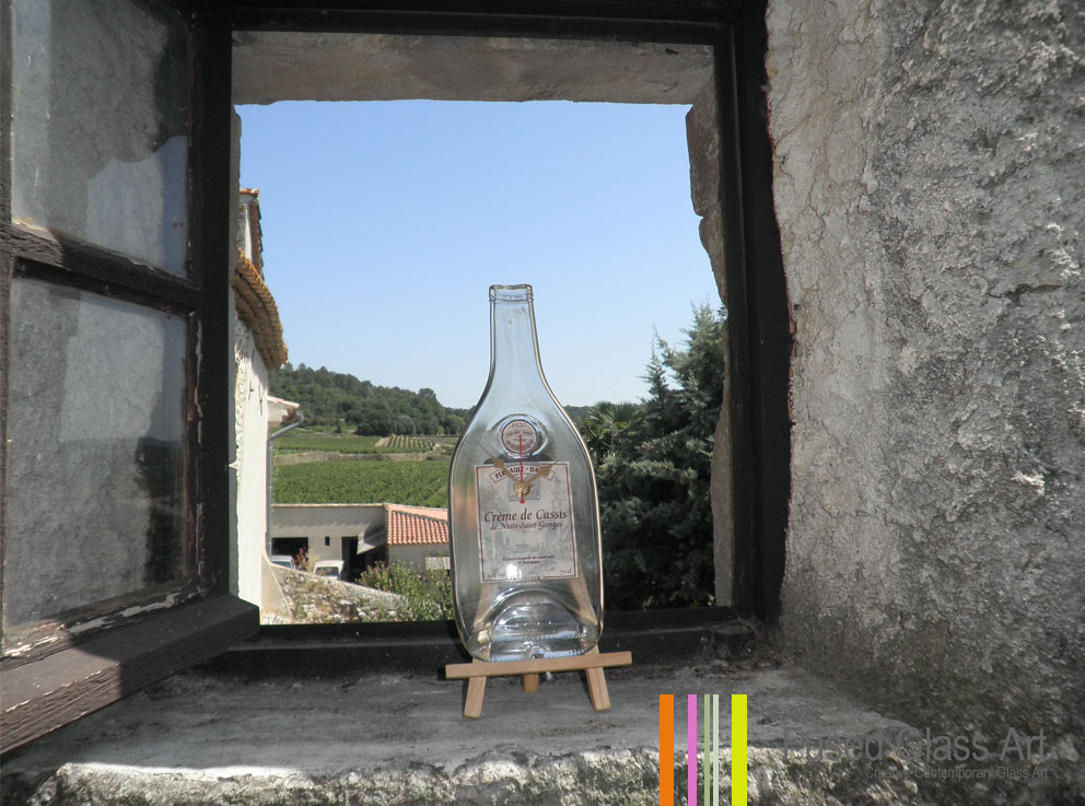 bottle clock