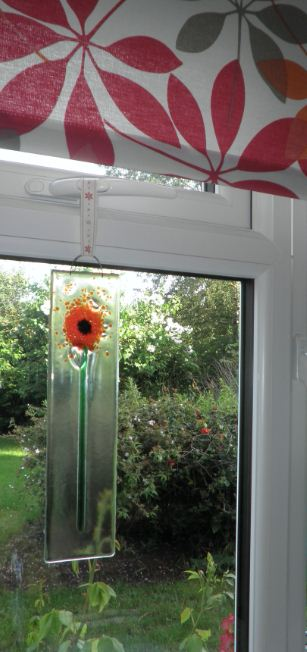 hanging glass