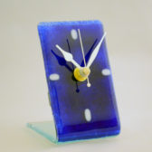 Blue Desk Clock