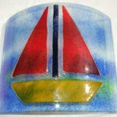 Boat Suncatcher