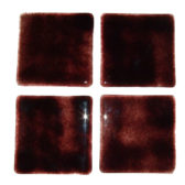 Brown Glass Coasters